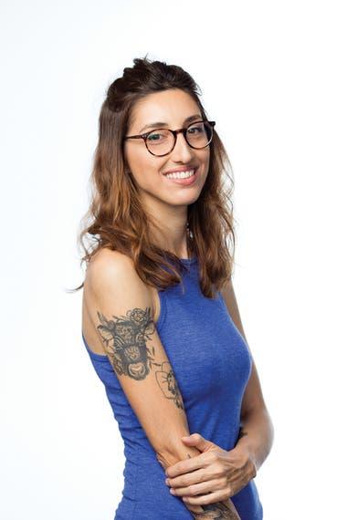 María Paula Filippelli (36) es activista por los derechos de los animales, ilustradora y tatuadora.