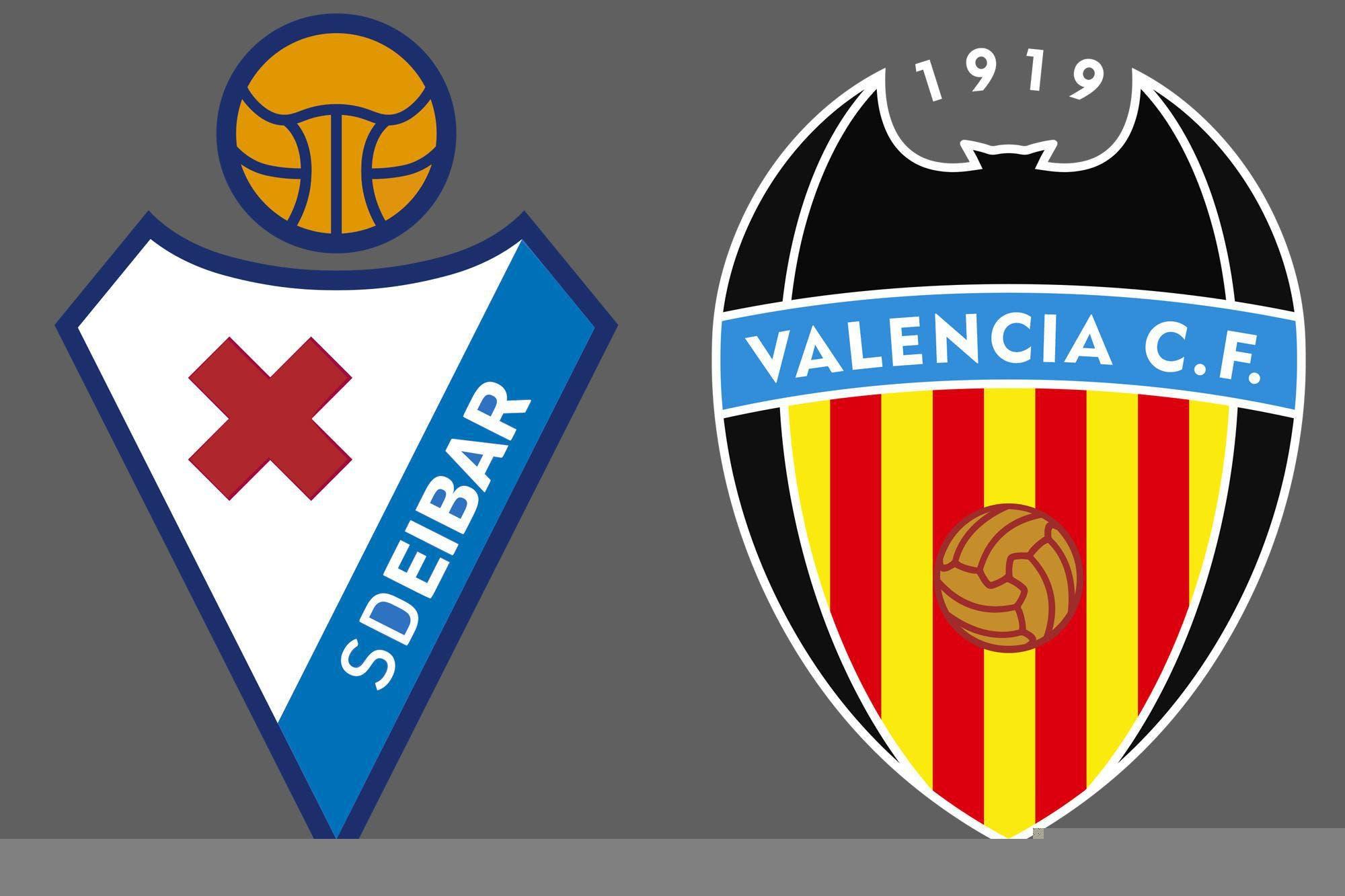 Liga de España: Eibar y Valencia empataron 0-0