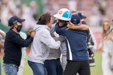 El festejo del campeón: Adolfito Cambiaso nuevamente rey de Palermo