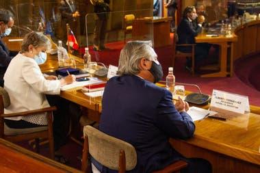 Conferencia Magistral de Alberto Fernández ante la CEPAL
