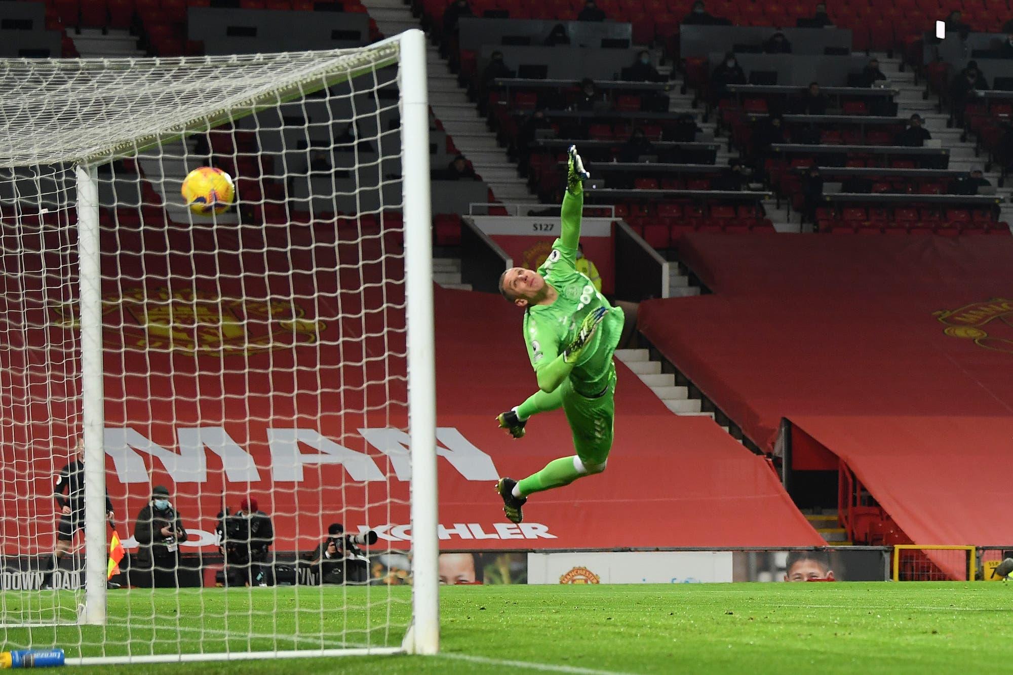 Premier League: seis goles en el partidazo entre Manchester United y Everton