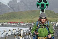 Las Malvinas, disponibles en Google Street View