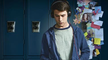Dylan Minnette en 13 Reasons Why