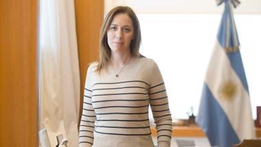 María Eugenia Vidal Apuntó Contra Cristina Kirchner Todo Lo Que