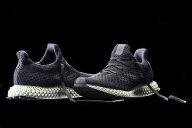 Impresas en 3D: así son las zapatillas del futuro que se