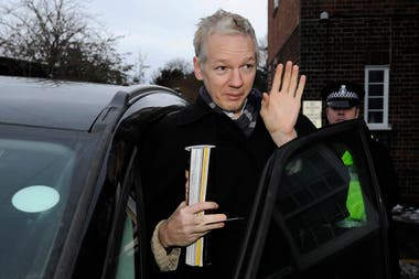 El creador de WikiLeaks se refugió en la embajada ecuatoriana en Londres tras la filtración masiva