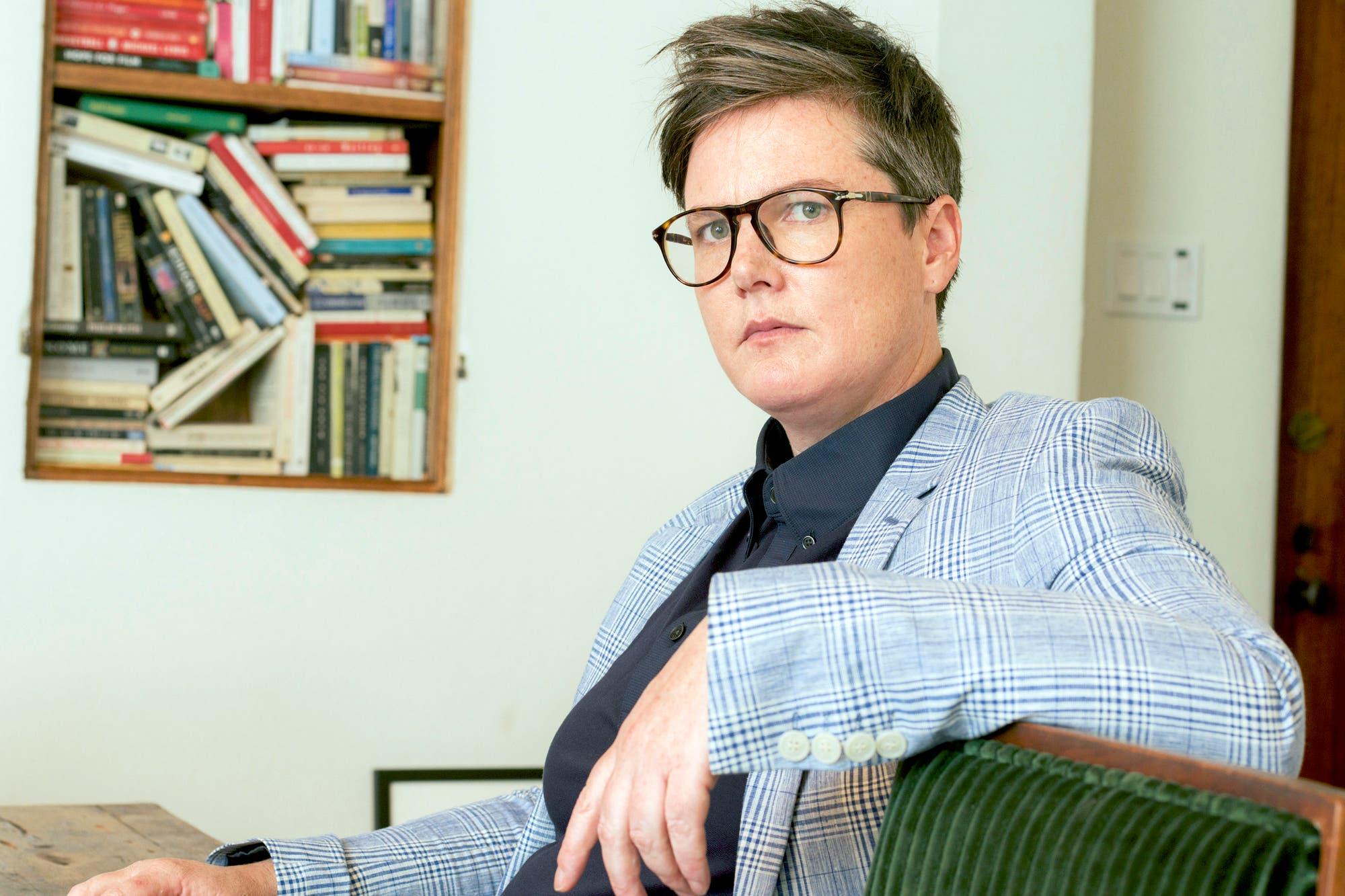 Hannah Gadsby, la comediante que dejó el stand up con el especial que la consagró