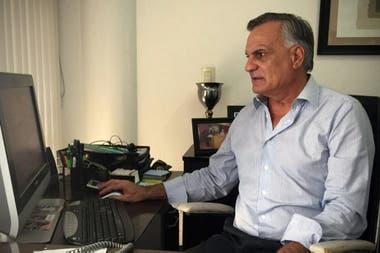 El empresario Raúl Vertúa fue detenido por orden del juez federal Claudio Bonadio