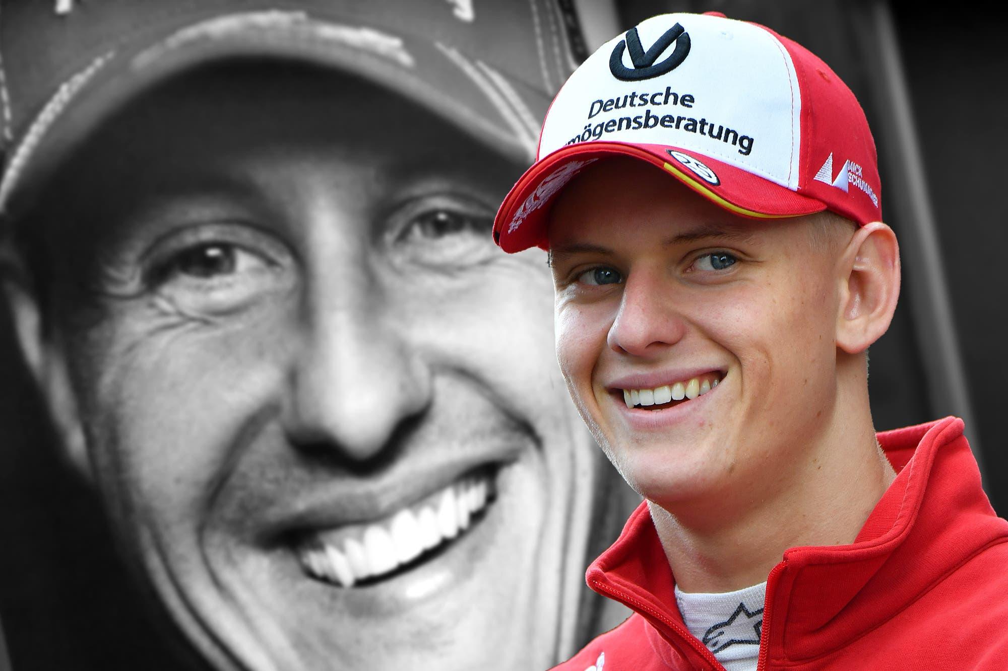 En el nombre del padre: Mick Schumacher busca su primer gran título y muchos lo imaginan en Ferrari