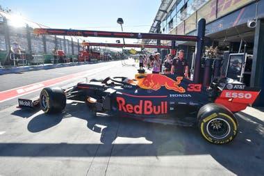 El Red Bull tuvo un estreno auspicioso en Melbourne