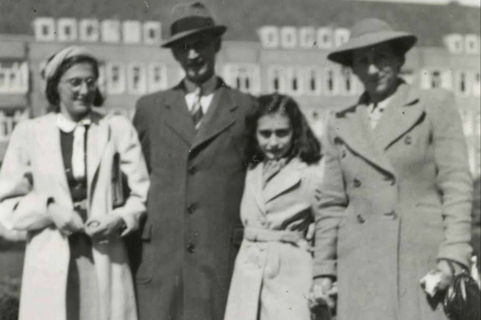 El mundo celebra hoy los 90 años de Ana Frank - LA NACION