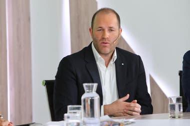 Ignacio Conti (director Comercial Argentina Uruguay de Corteva Agriscience)