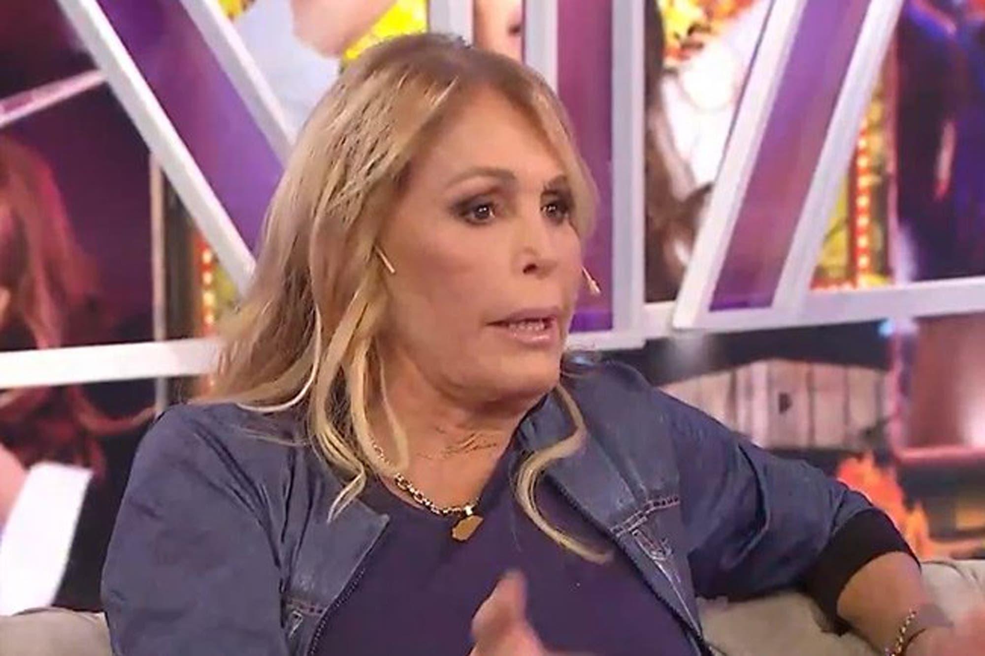 Pata Villanueva contó por qué decidió reeditar una vieja pelea con Valeria Lynch, cuarenta años después