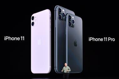 Los nuevos iPhone 11 y iPhone 11 Pro/Pro Max saldrán a la venta en Estados Unidos el 20 de septiembre