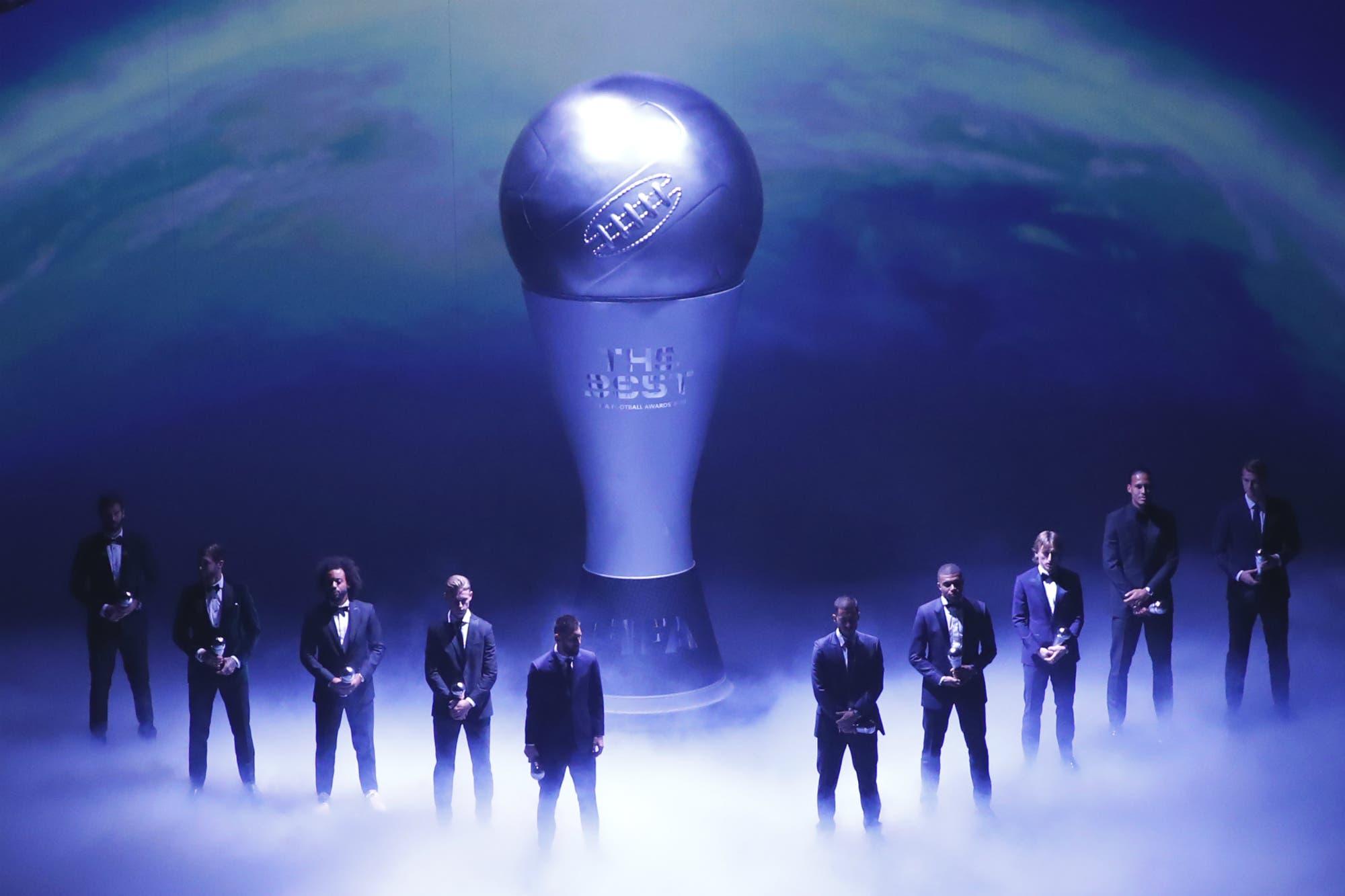 Premios FIFA The Best: todos los ganadores de la jornada en la que se consagró Lionel Messi