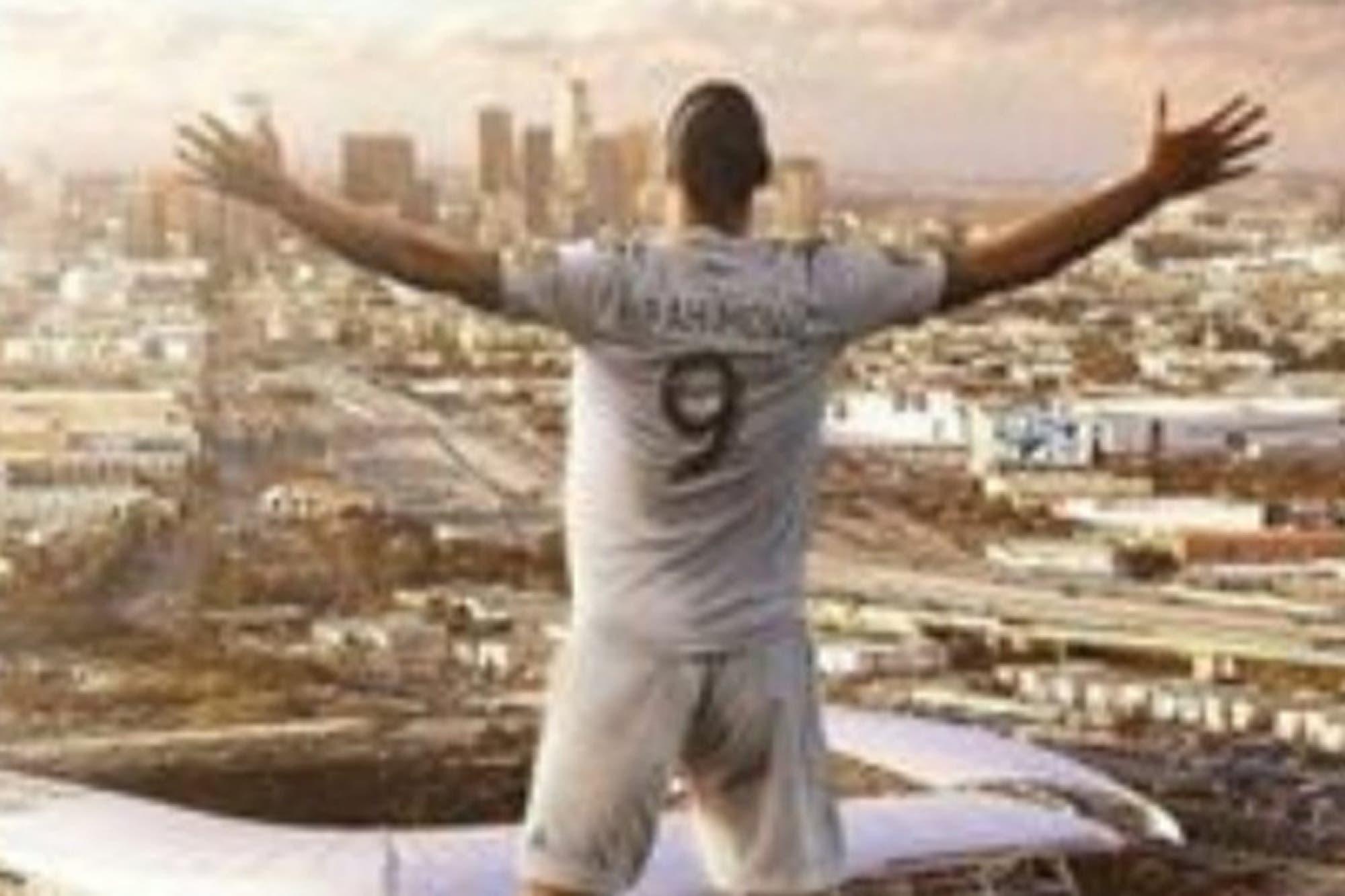 El irónico mensaje de Zlatan Ibrahimovic a los hinchas de EE.UU. en su despedida