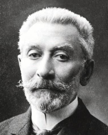 Antonio Palau, creador del agua que lleva su nombre.