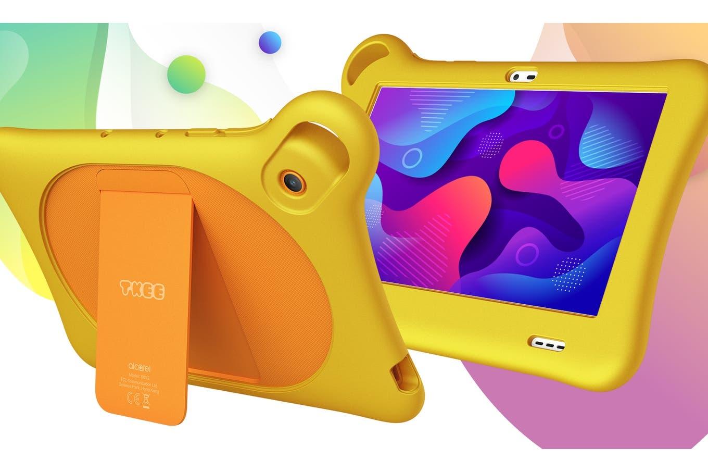 Alcatel TKEE Mini: así es la tableta infantil de la compañía