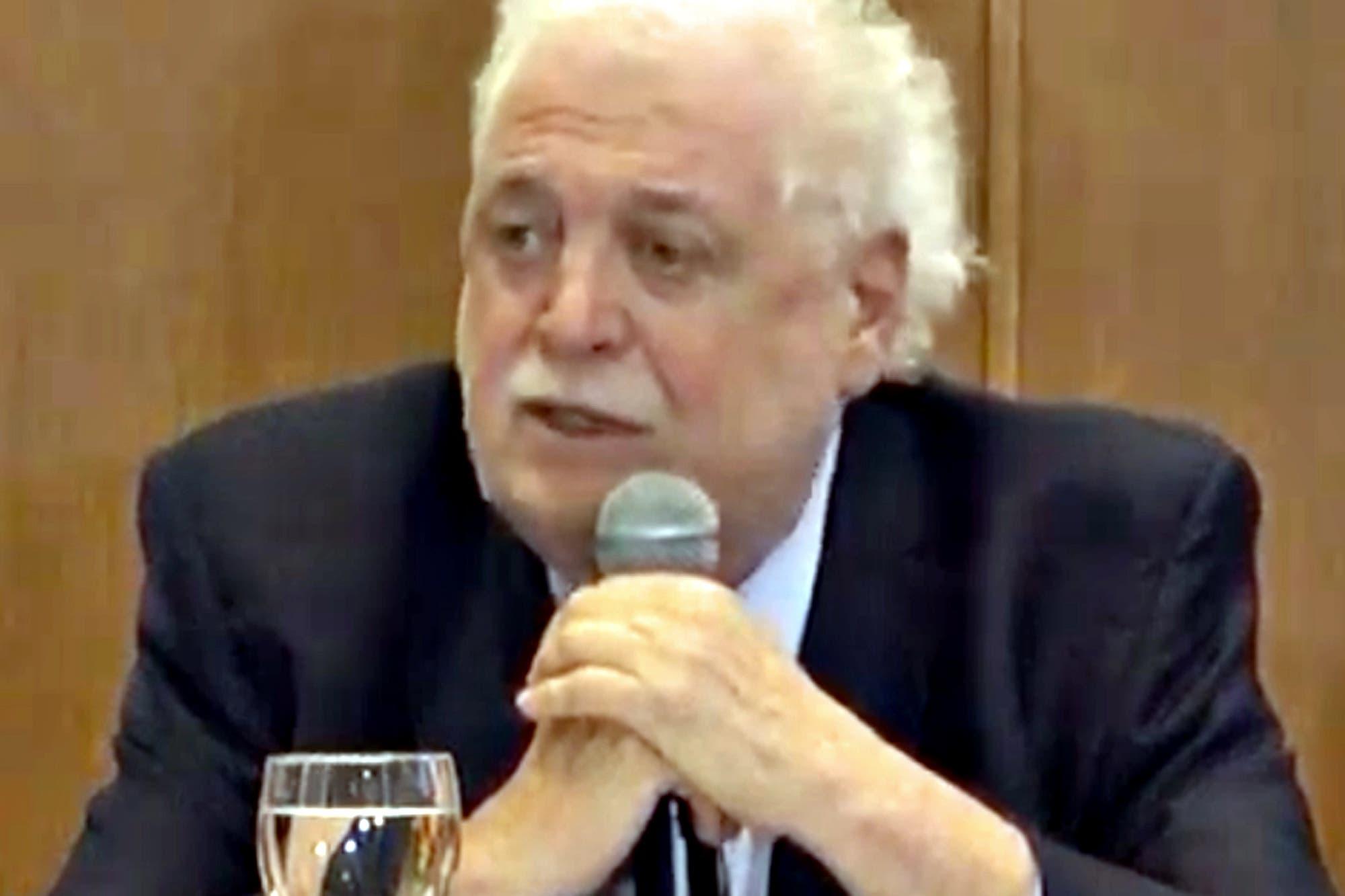 """Coronavirus. Ginés González García, sobre el operativo de pago a jubilados: """"No fue un paso bueno"""""""