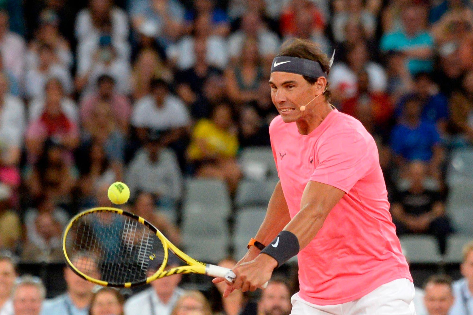 Federer-Nadal. El nuevo récord de los cracks del tenis y la increíble confesión que Rafa le hizo a Roger