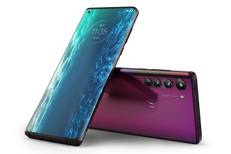 Motorola Edge y Edge+: doble apuesta para jugar entre los smartphones de gama alta