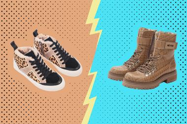 Los tonos tierra siempre son un acierto para los pies; súper combinables, son además muy versátiles para llevarse en distintos looks