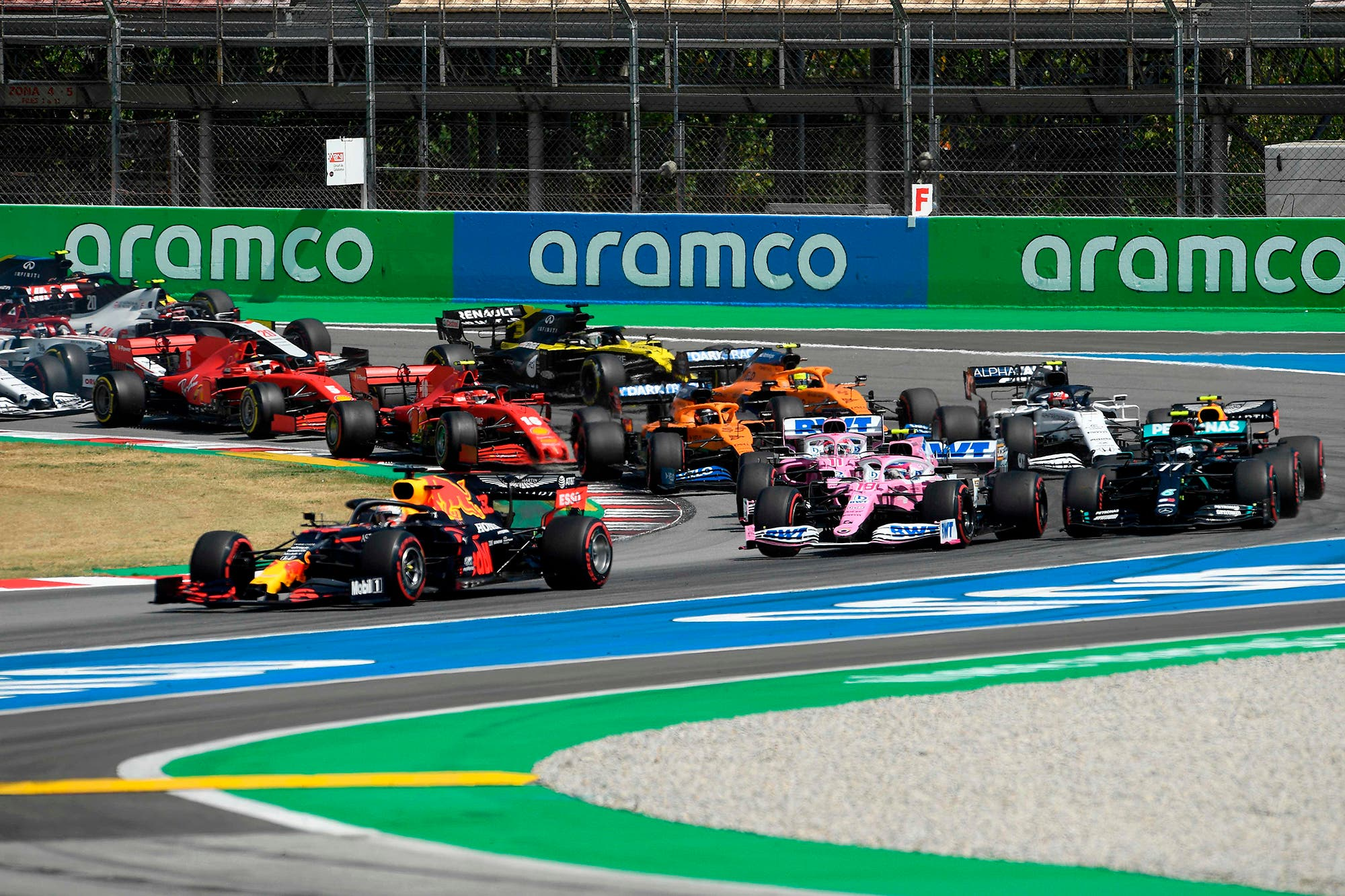 Fórmula 1. Gran Premio de Bélgica: horario y TV de entrenamientos, clasificación y la séptima carrera de la temporada