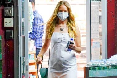 Las fotos captadas por los paparazzi despertaron rumores de embarazo