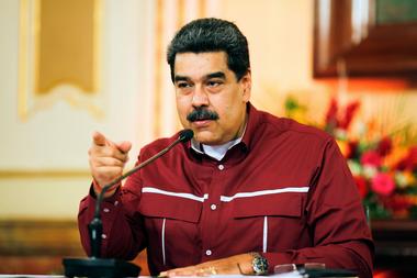 """""""Tenga la seguridad de que quién gane las elecciones tendrá en Venezuela un interlocutor válido y seré yo"""", adelantó esta semana Maduro"""