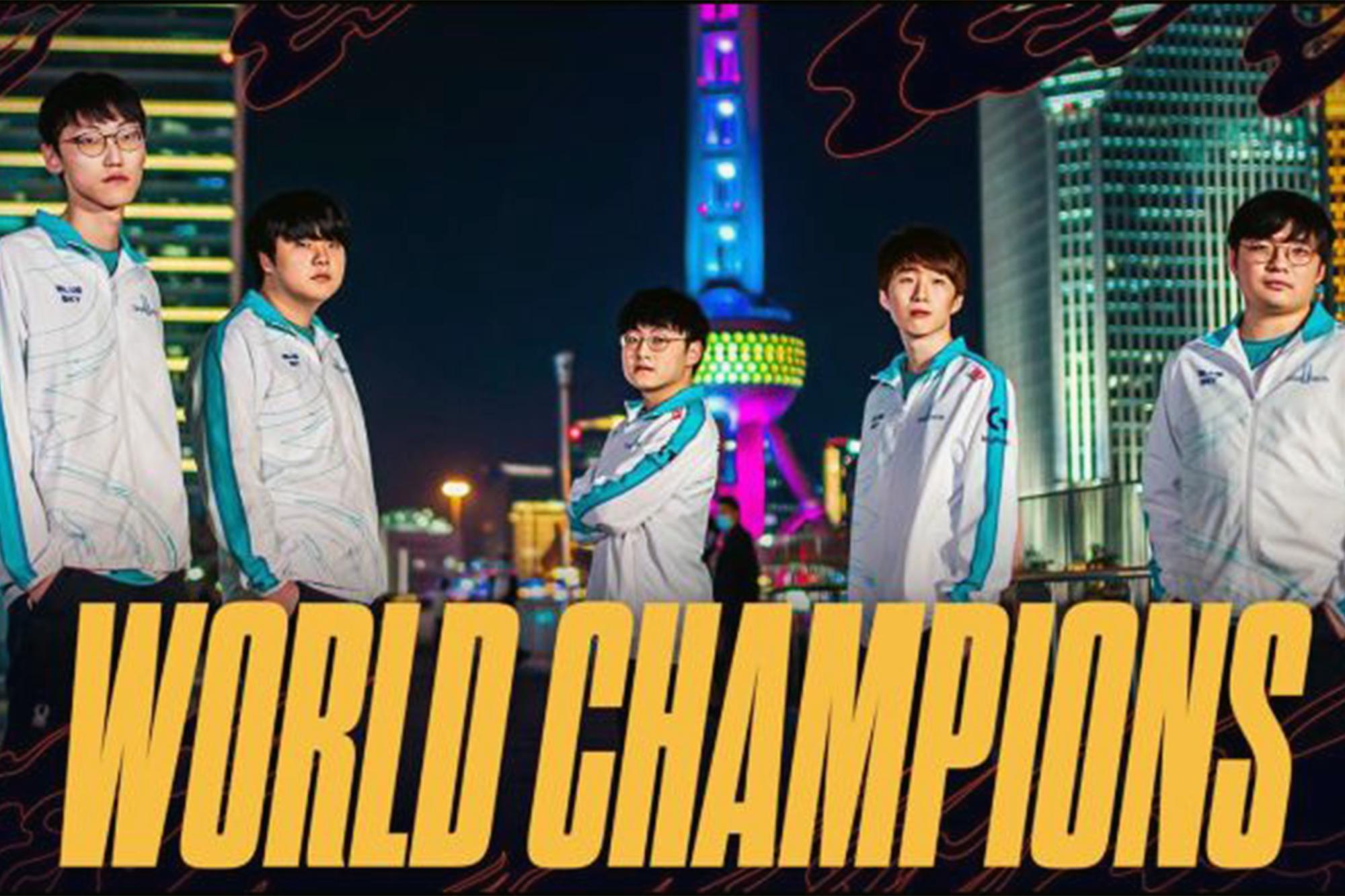 League of Legends-Worlds 2020: Damwon Gaming se consagró campeón al derrotar a Suning