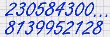 El octavo número perfecto, que Euler encontró (y la mitad ... excusas).