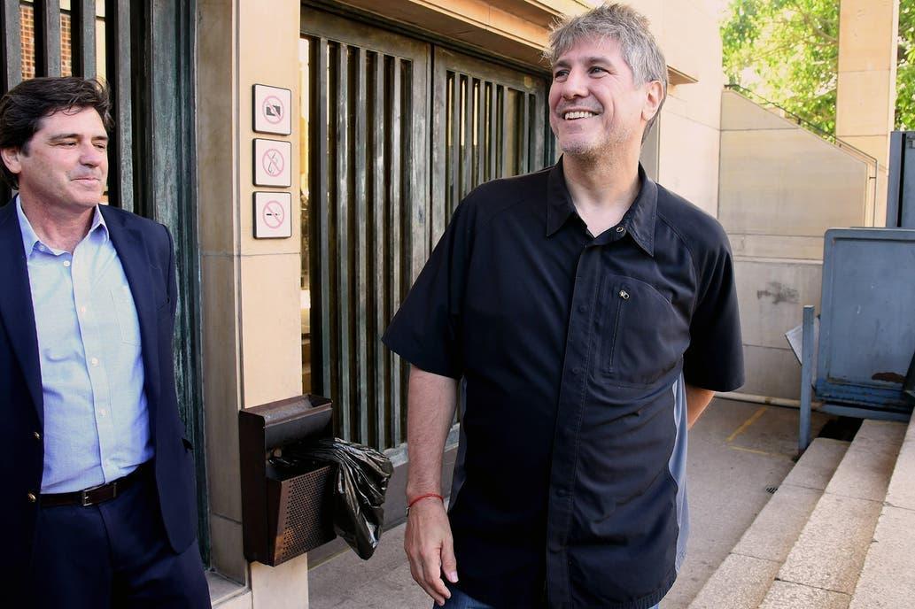 El juez Obligado lleva 19 días sin definir dónde debe cumplir su condena Amado Boudou