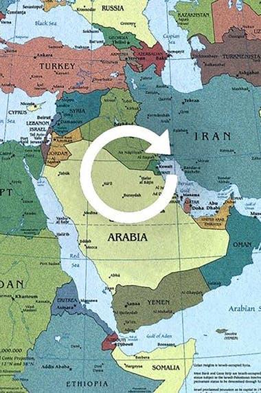 Grandes cambios en Medio Oriente