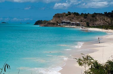Darkwood Beach, Antigua.