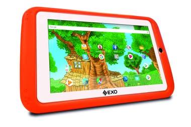 Tablet robusta para el día del niño.Con más protección, las Kids de Exo son fáciles de usar ($ 2879)