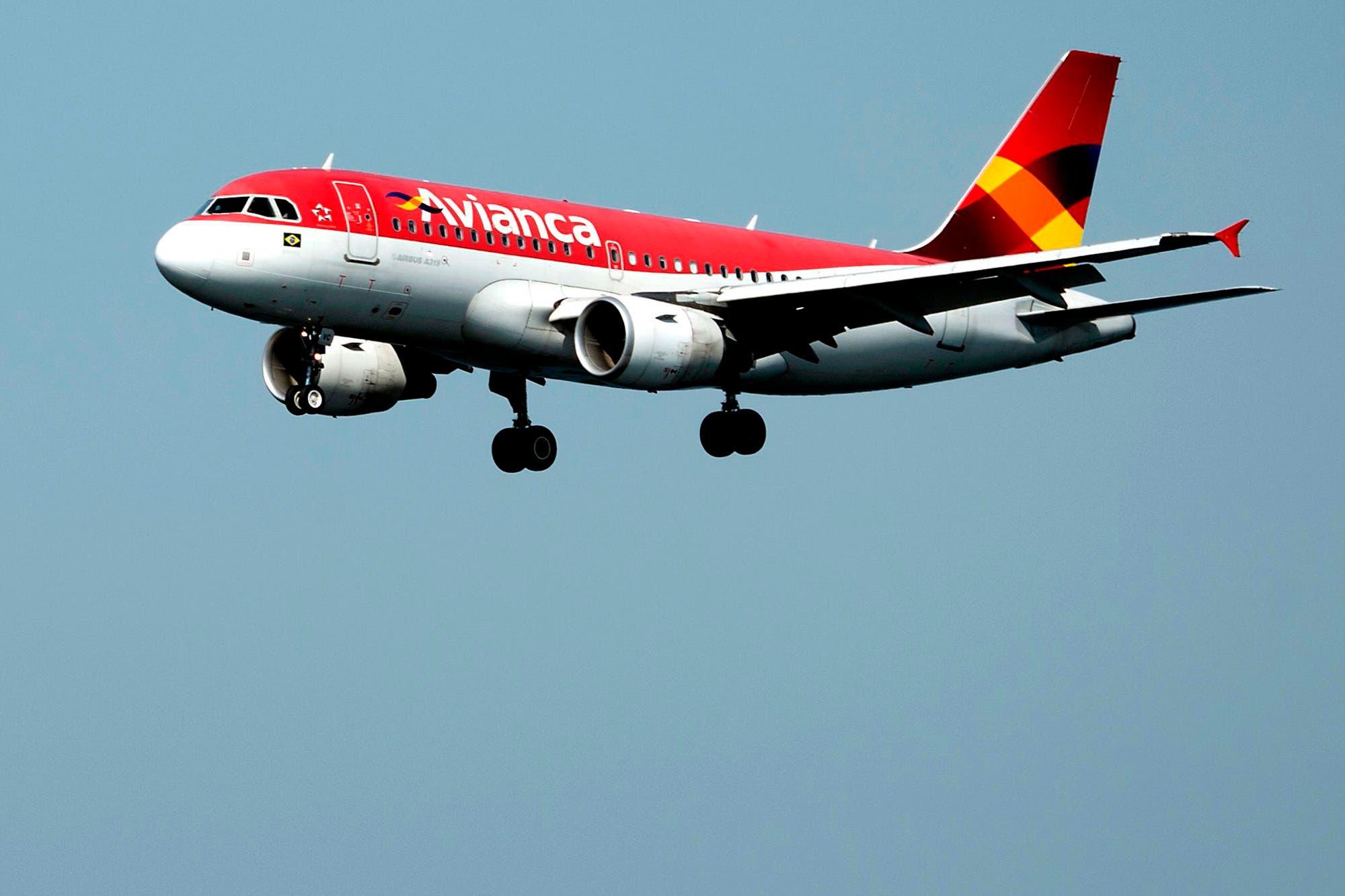Avianca Brasil pidió protección judicial para evitar la bancarrota