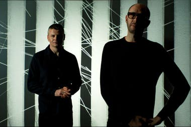 Ed Simons y Tom Rowlands: The Chemical Brothers
