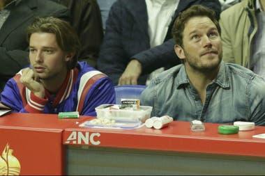 Chris mantiene una excelente relación con su cuñado, con quien comparte salidas a eventos deportivos