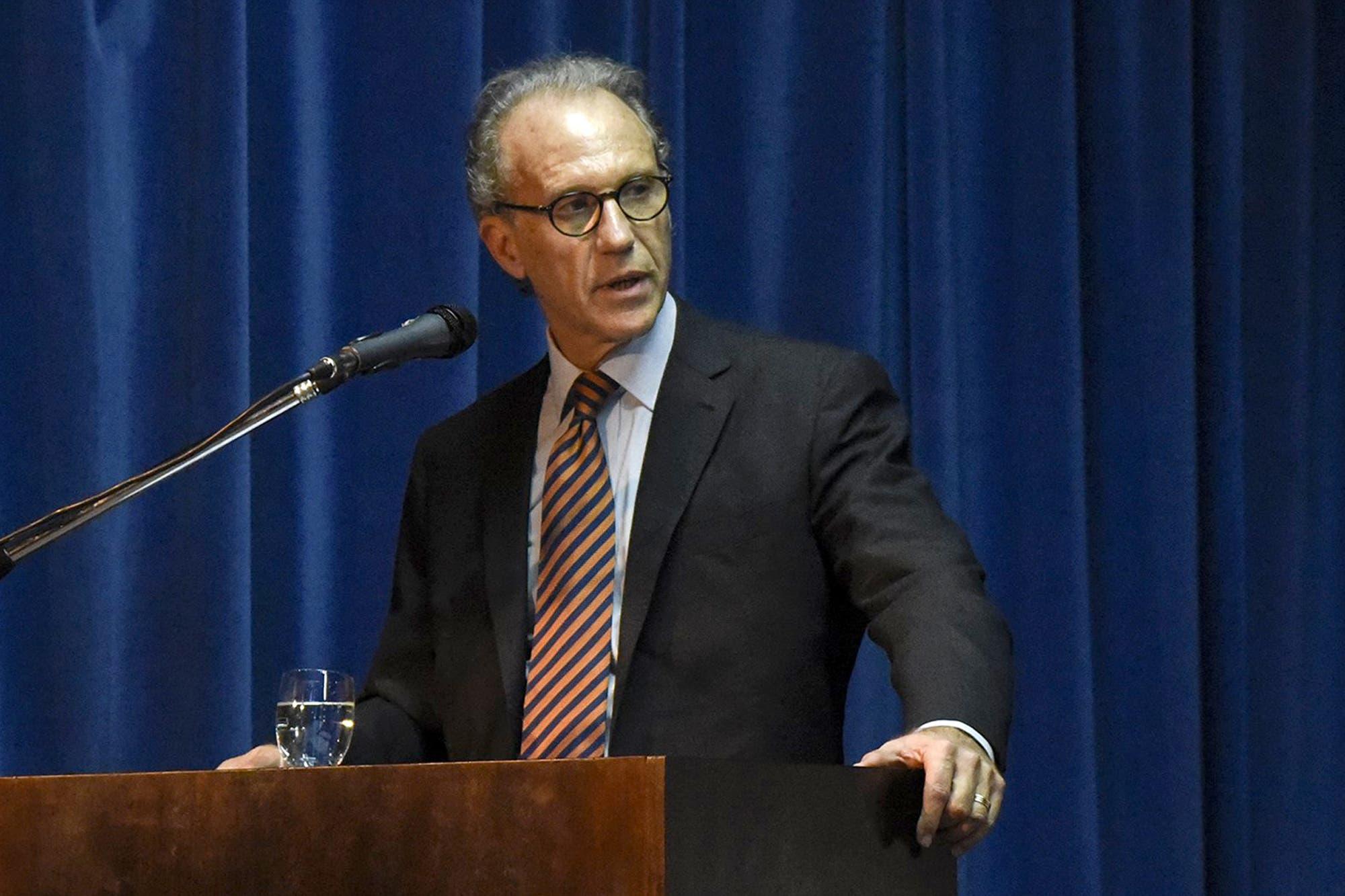 """Rosenkrantz reclamó que los jueces actúen """"más allá de los intereses políticos"""""""