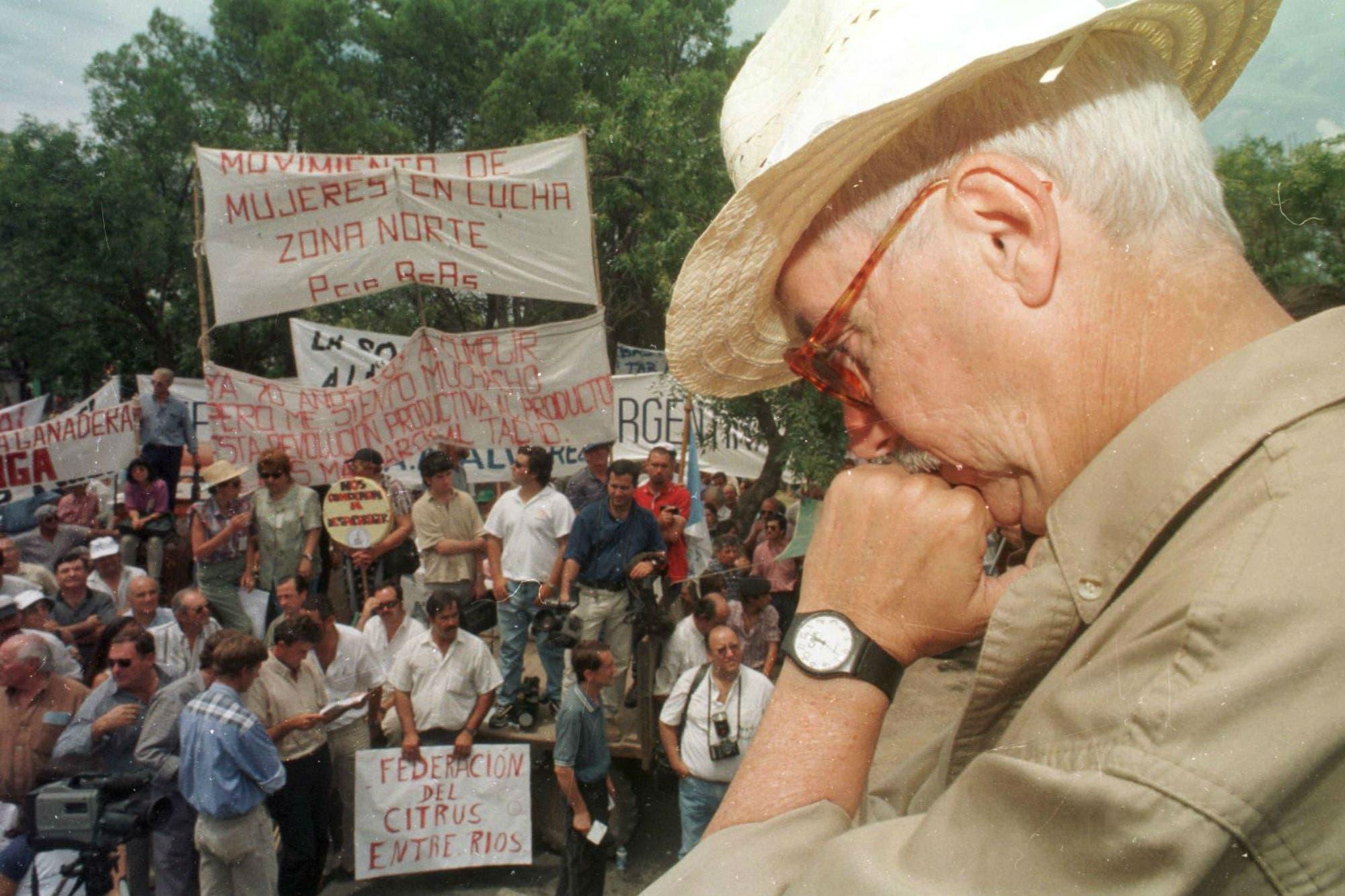 Falleció Marcelo Muniagurria, exvicegobernador de Santa Fe y expresidente de CRA