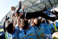 Manchester City campeón: Pep Guardiola rompe récords en la Premier League