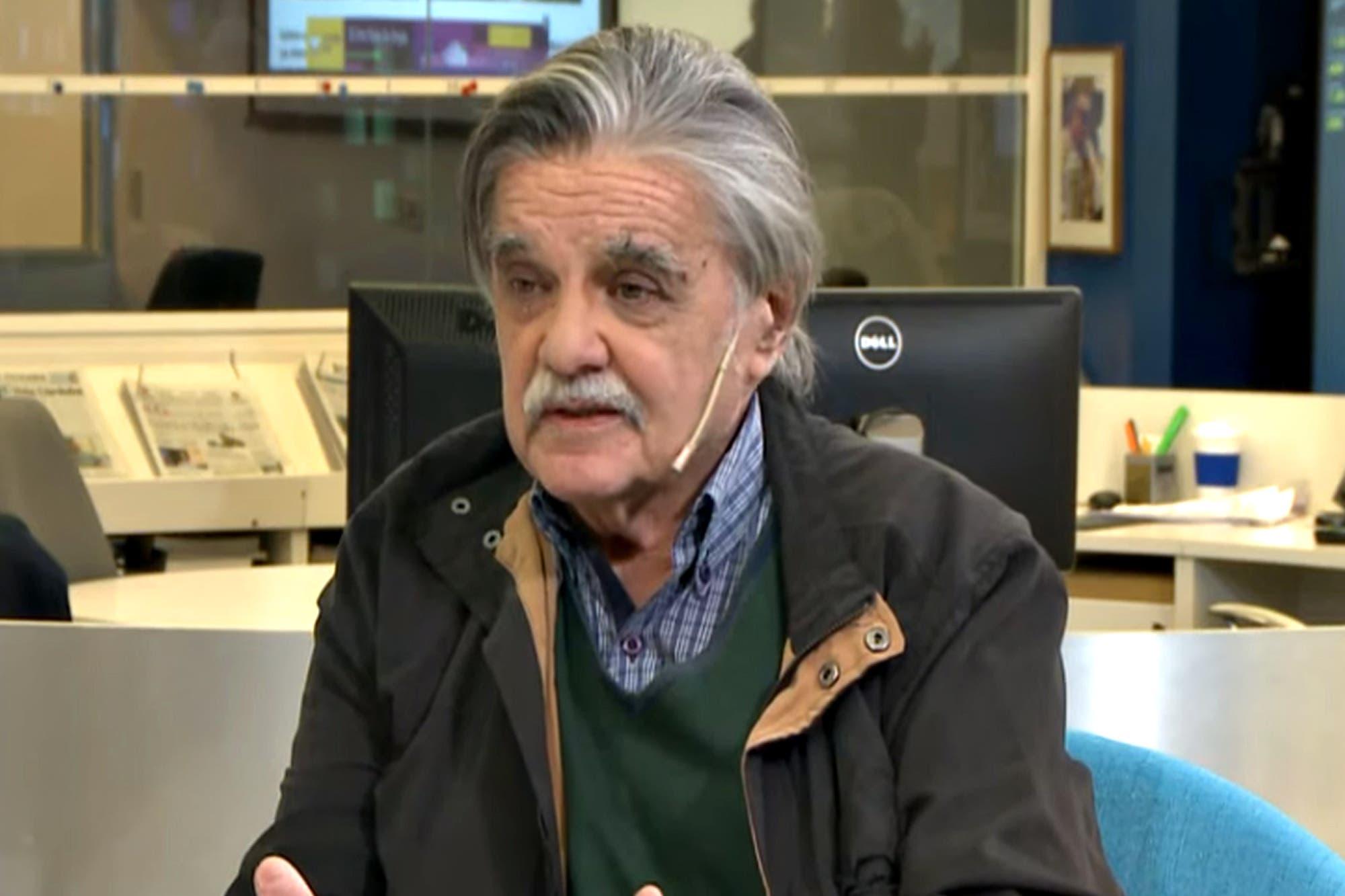"""Horacio González: """"Venezuela no es una dictadura y Maduro es víctima de un golpe de Estado"""""""