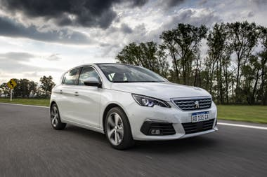 EL Peugeot 308 S Allure Plus
