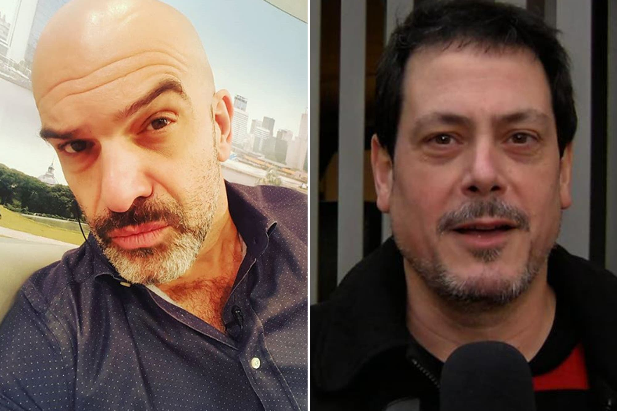El duro cruce entre Nacho Goano y Guillermo Pardini por los Martín Fierro del Cable