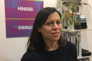 Pia Marchegiani, de FARN, le dijo a la BBC que se sabe que la minería de litio está perjudicando la zona