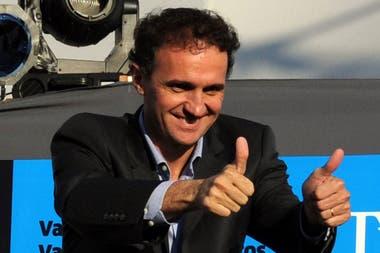 Gabriel Katopodis, el intendente de San Martín que asumirá como ministro de Obras Públicas