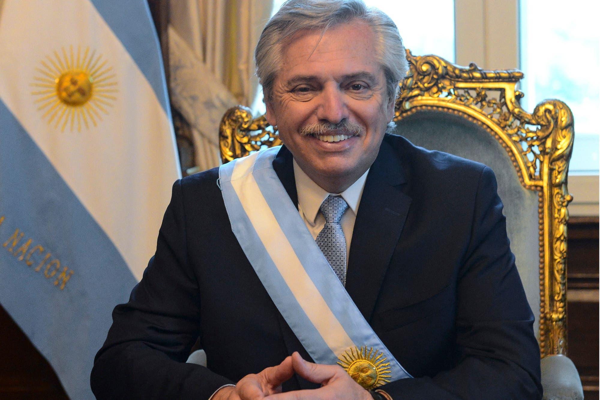 """""""Tender la mano a quienes sufren"""": el mensaje de Alberto Fernández para la Navidad"""