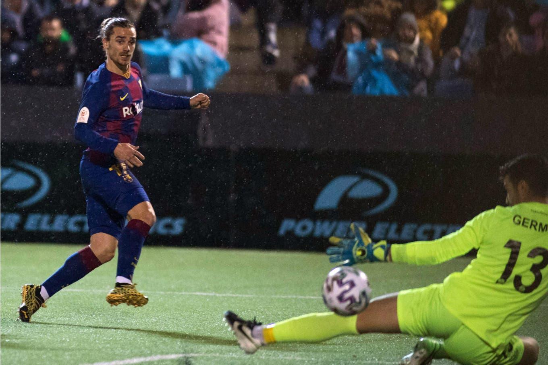 Copa del Rey: Barcelona dio vuelta el resultado frente a Ibiza, un equipo de tercera división, y se clasificó a la siguiente ronda