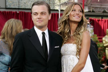 Leonardo DiCaprio y Gisele Bundchen