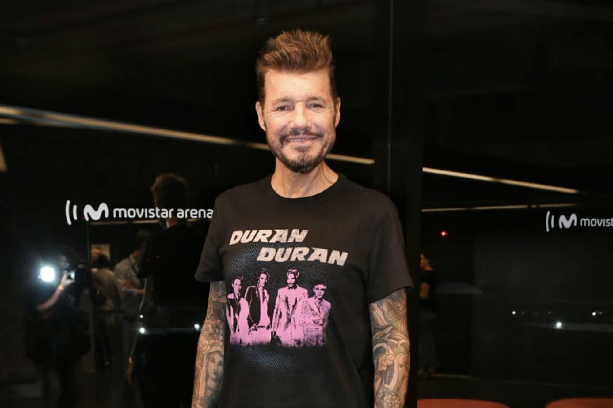 Los looks de los famosos en el show de Ricky Martin en la Argentina